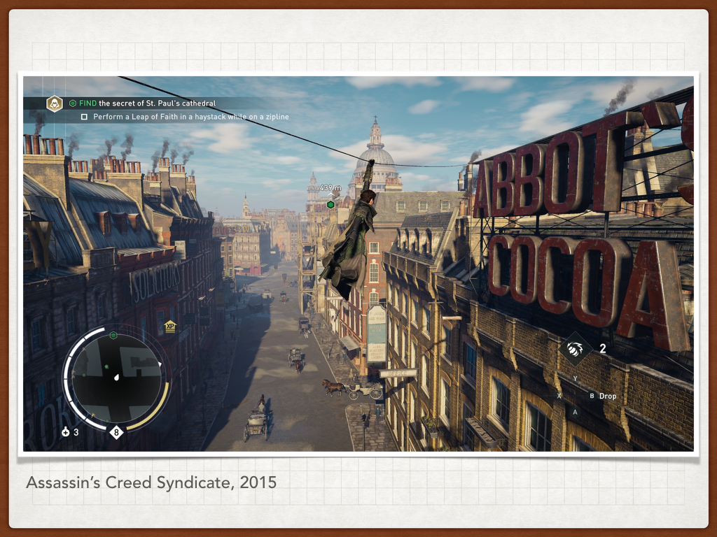 Victorian London from Assassin's Creed Syndicate