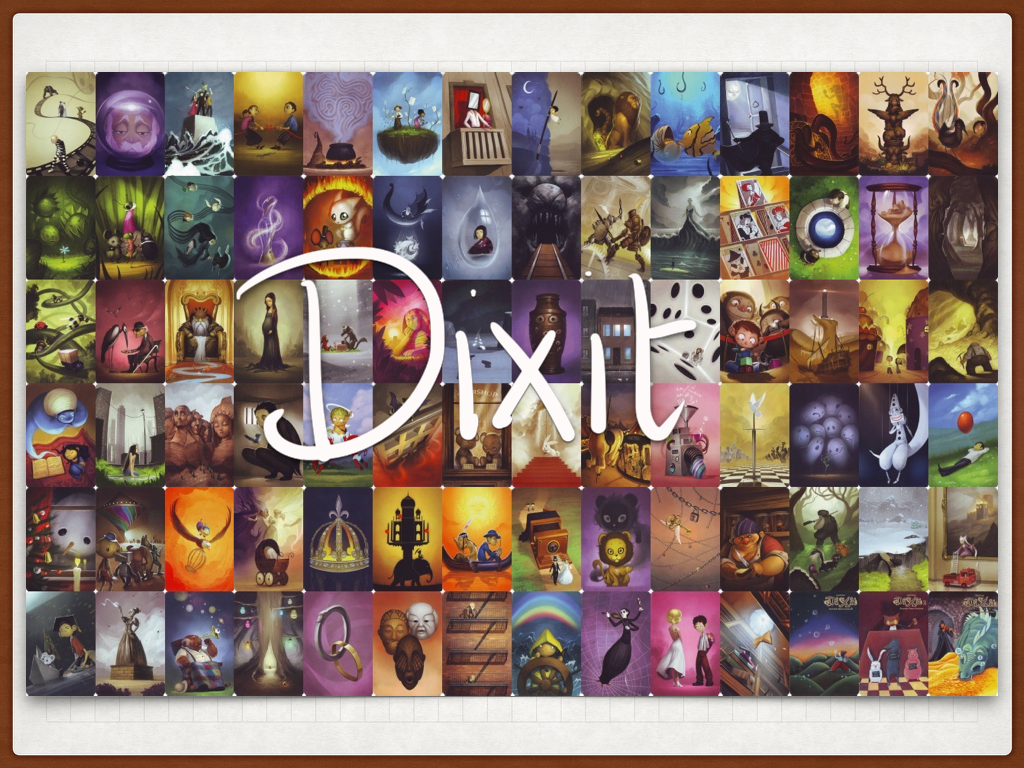 Dixit story cards