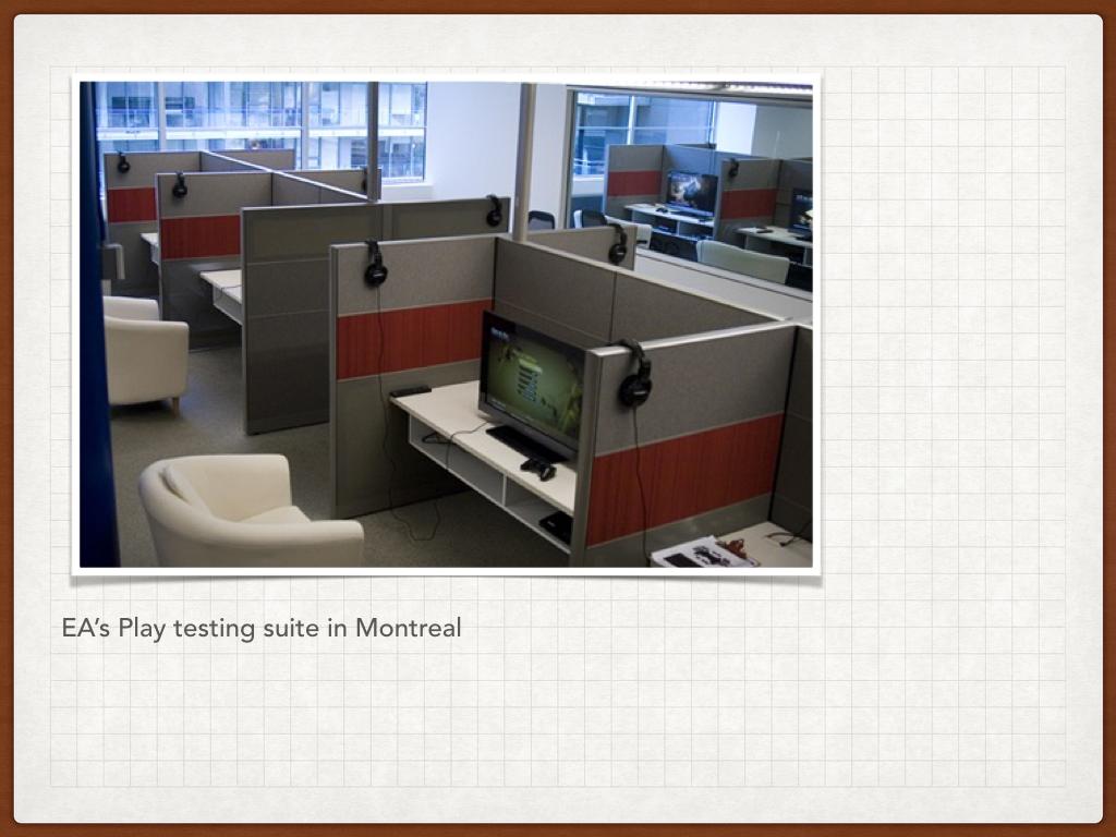 EA test suite